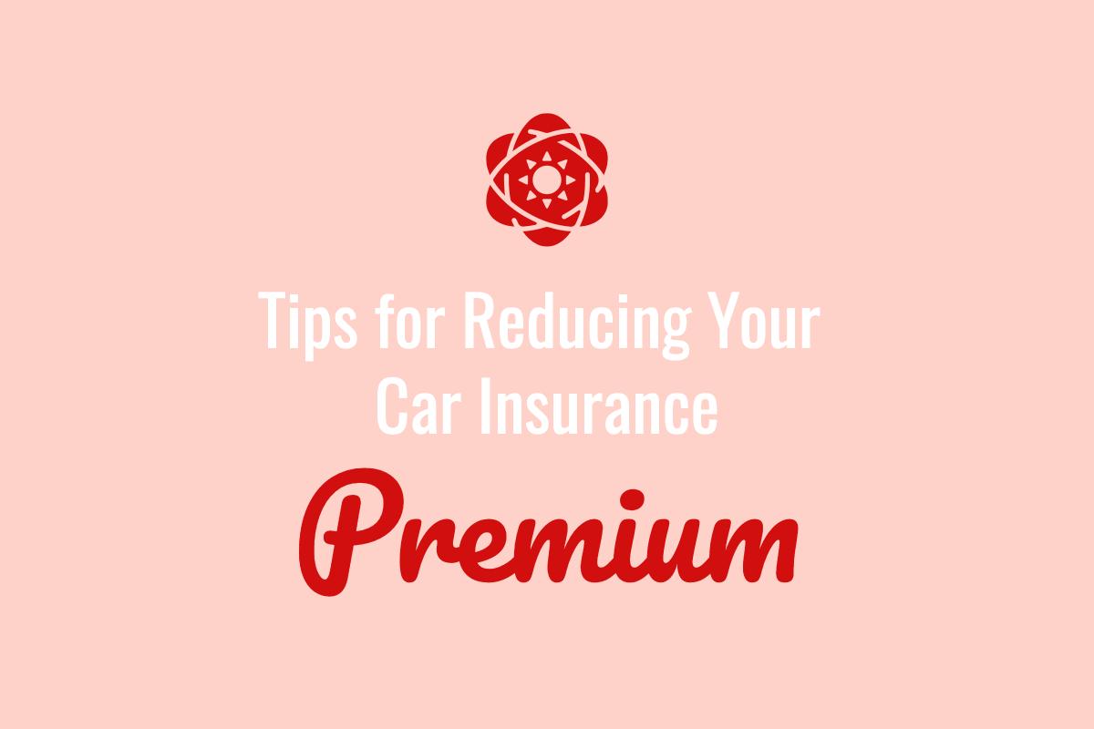 reduce car insurance Premium